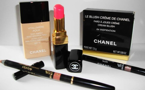 prodotti chanel per il make-up