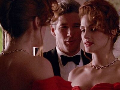 collana di perle in pretty woman